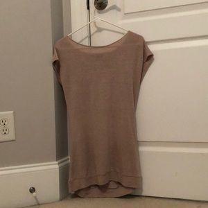 Trouvé shirt with back opening